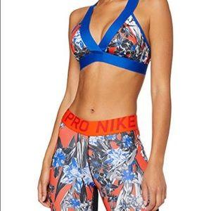 Nike Hyper Femme Floral Sports Bra